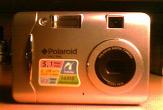 Polariod PDC5080