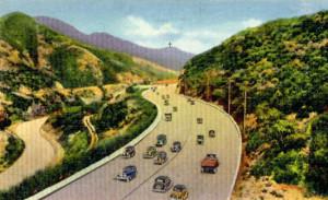 Cahuenga Pass, circa 1938